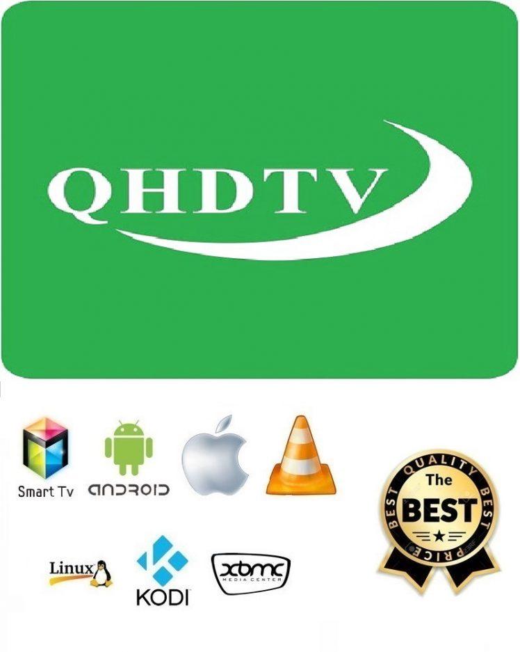 Buy GHDTV IPTV Code Subscription | SAT-STORE