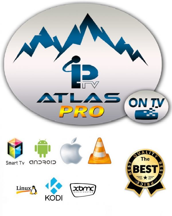Buy ATLAS PRO IPTV Subscription Online | SAT-STORE