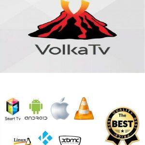 Buy VOLKA PRO IPTV Subscription Online | SAT-STORE