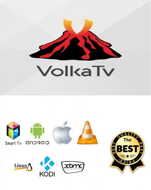 Buy VOLKA PRO IPTV Subscription Online | SAT-STORE