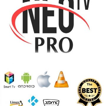 Buy Neo TV Pro IPTV Subscription Online | Cccam Offer
