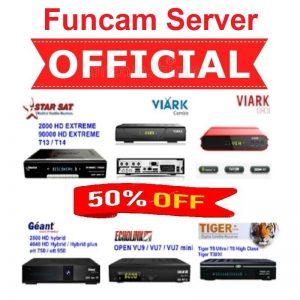 Renew Funcam Server Online