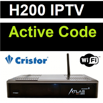 ATLAS HD200 IPTV Code