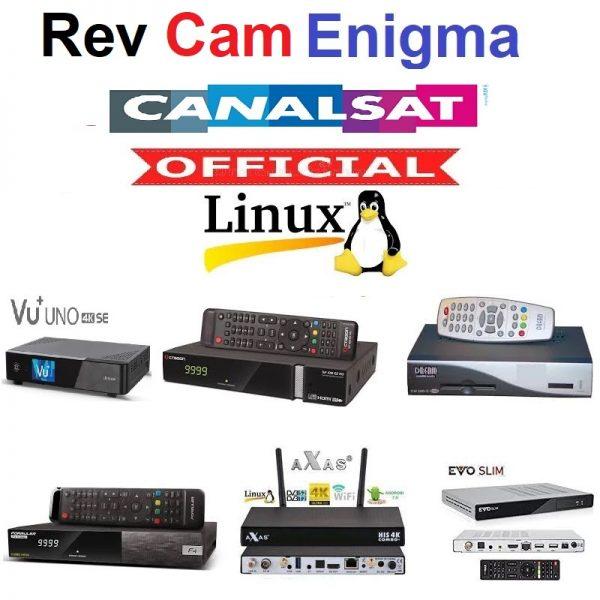 revcam server